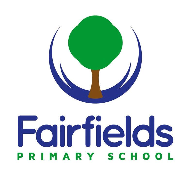 Brothers Creative   Fairfields Primary School Logo