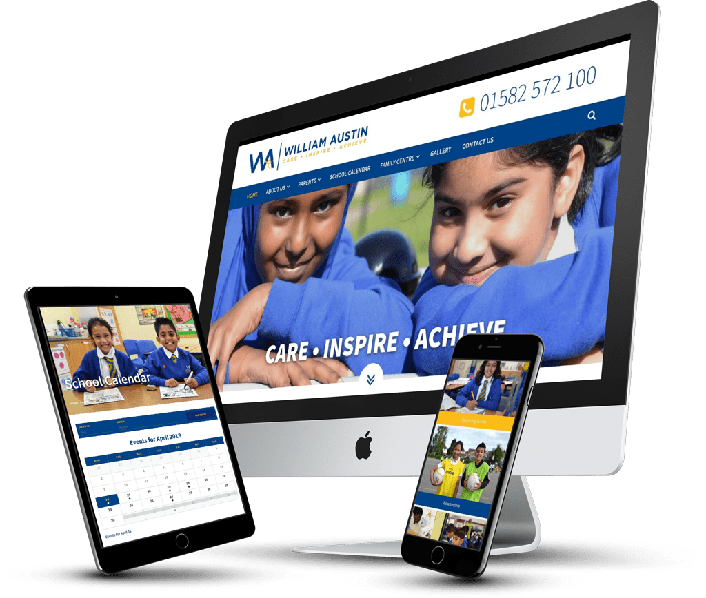 Brothers Creative | School Website Design