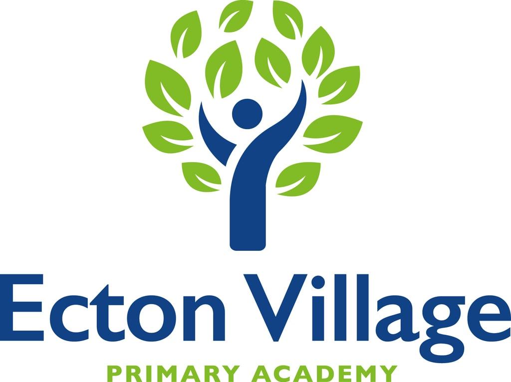 Brothers Creative   Ecton Village Primary School Logo Design