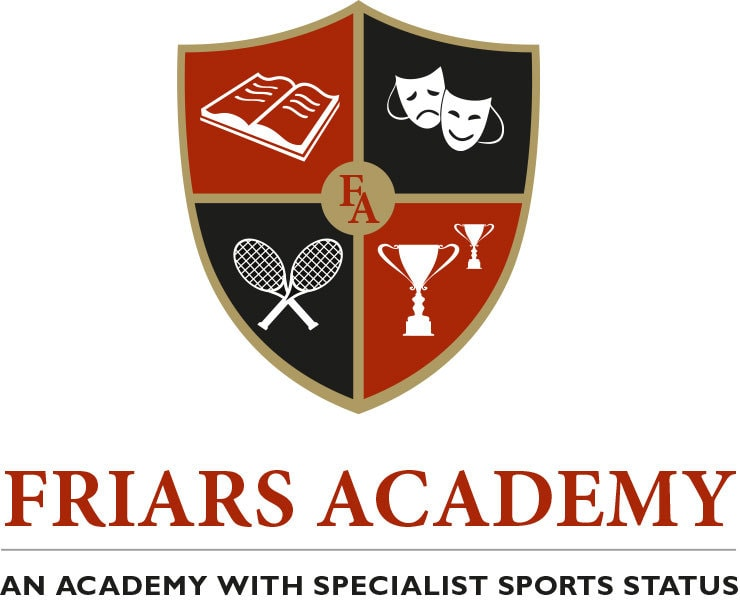 Brothers Creative | Friars Academy Logo Design