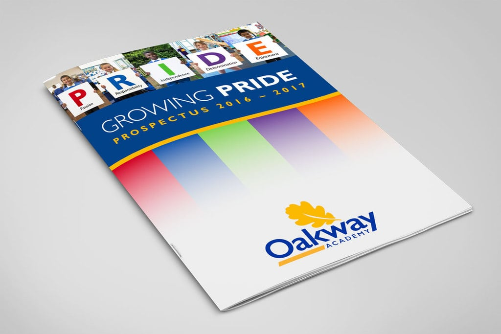 Prospectus Brochure Design