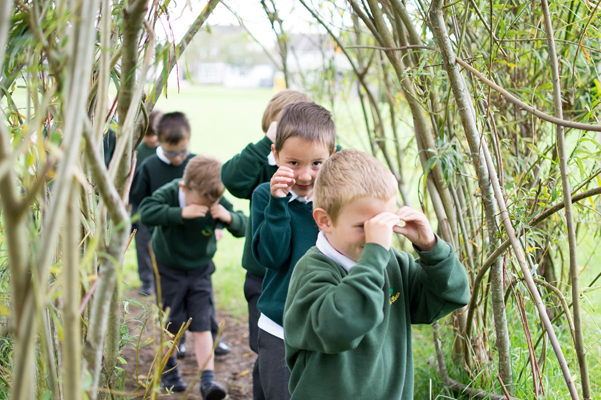 Brothers Creative | Bracken Leas School Photography