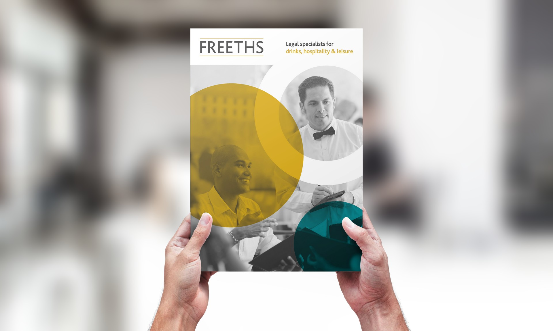 Brothers Creative | Freeths Solicitors Brochure Design
